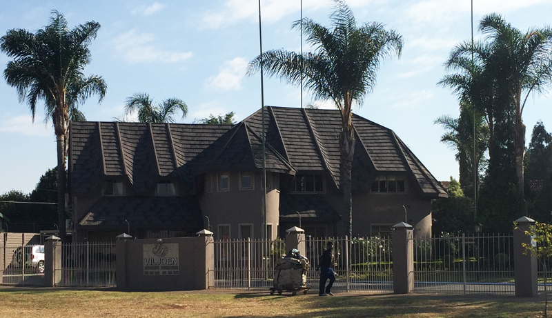 Harvey Tiled Roofs Pretoria Thatching Tiled Roofs